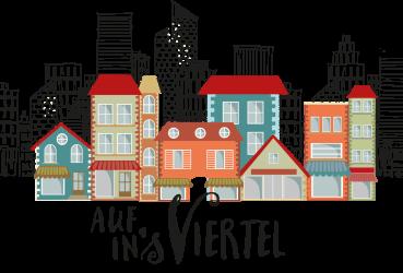 Logo auf uns Viertel